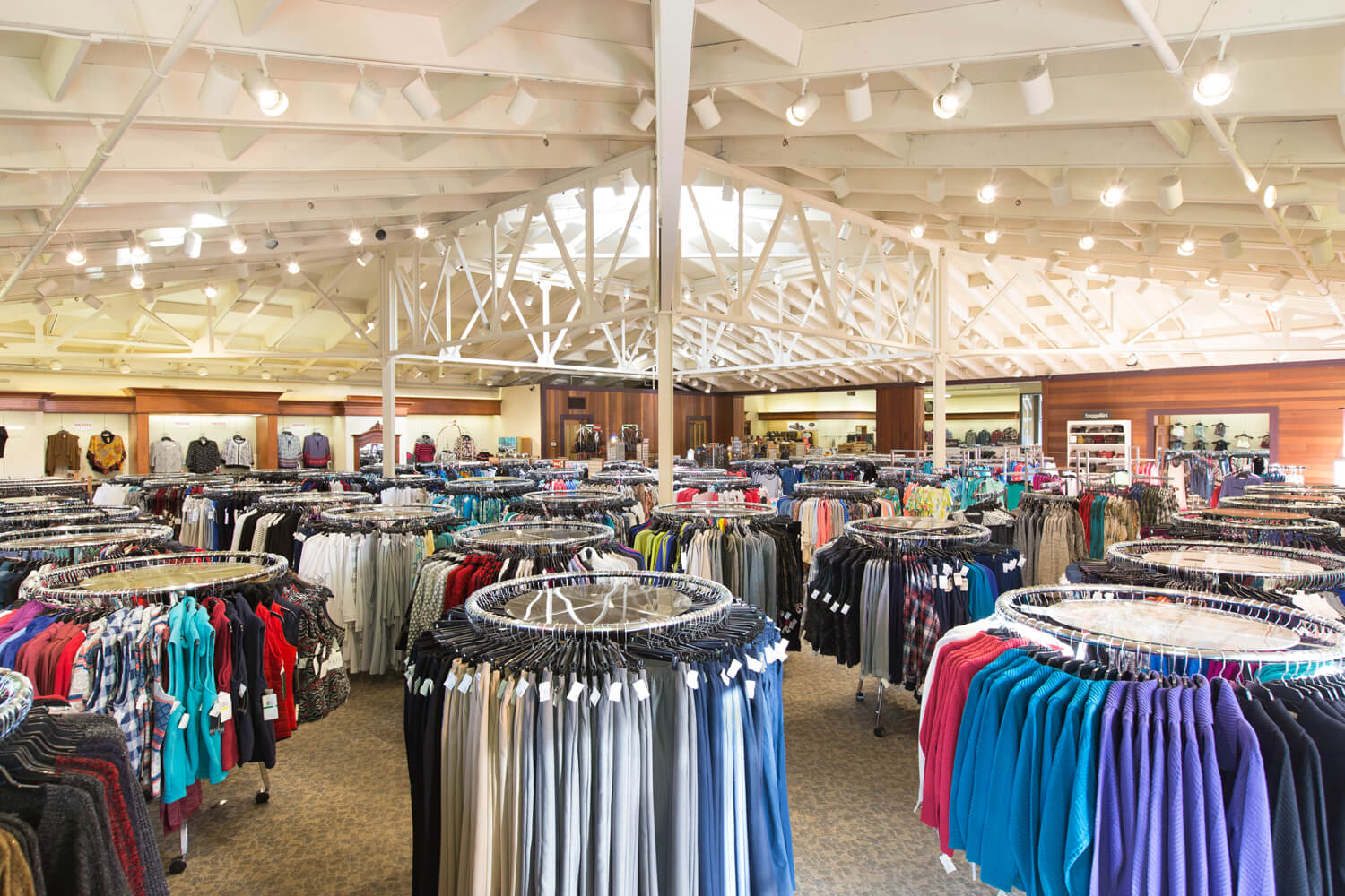 Glass Butterfly in Gresham Oregon is the largest family owned Women's apparel store in Oregon